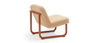 Chroma Lounge, Armless - Copper Red Matte