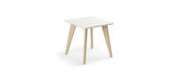 Prose Free-Standing End Table - Corian Solid Surface