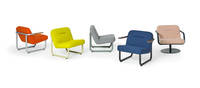 Chroma Collection - Lounge Chairs Group
